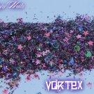 'vortex' glitter mix