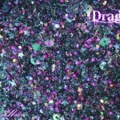 'dragon' glitter mix