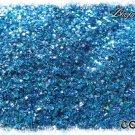 'cobalt crush' glitter mix