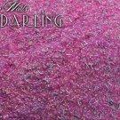 'darling' glitter mix