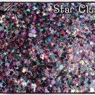 'star cluster' glitter mix