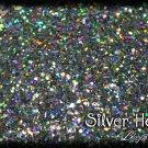 'silver holo ' glitter mix