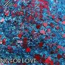 'fishing for love' glitter mix