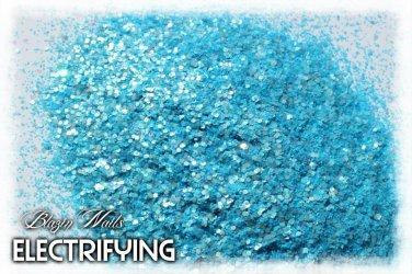 'electrifying' glitter mix