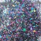 'harmony' glitter mix