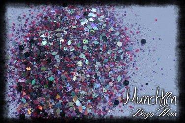 'munchkin' glitter mix