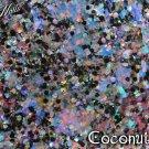 'cocnut ice' glitter mix