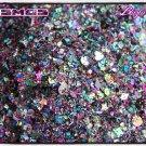 cosmos - glitter mix