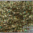 'gold member' glitter mix