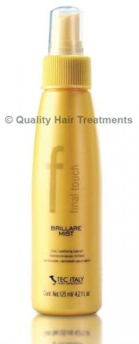 Tec Italy Final Touch Brillare Mist Shine & Conditioning Treatment 4.2 oz
