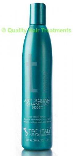 Tec Italy Hair Dimensions Therapy Anti Squami Shampoo Secco 10.1 oz