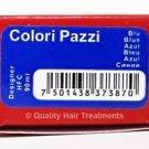 Tec Italy Designer Color, Colori Pazzi Blue / Azul Haircolor 3 oz