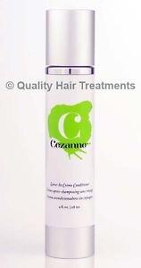 Cezanne Leave in Creme Conditioner 4 oz - NEW