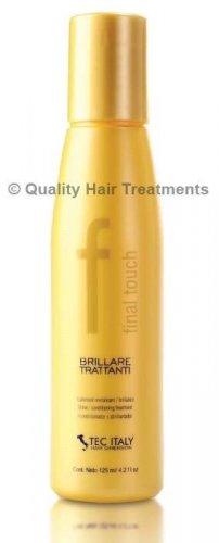 Tec Italy Final Touch Brillare Trattanti Shine & Conditioning Treatment 4.2 oz
