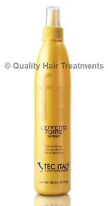 Tec Italy Hair Dimension L'effetto Forte Maximum Hold Spray 10.1 oz