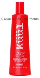 Kuul Color Intense Leave-In Treatment for color treated hair 10.1 oz