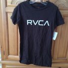 Women's black rvca shirt size large by VA the balance of opposites