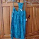 Women's Bodi Blue Top Size Large By Roxy