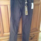 roxy Gold Coast skinny fit women's size 3 brown jeans