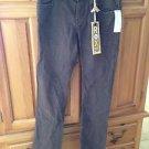 roxy Gold Coast skinny fit women's size 5 brown  jeans