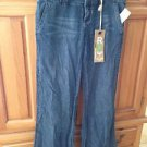 women's roxy blue jeans San-o relaxed fit size 5