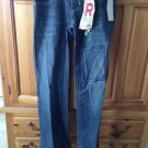 Women's Roxy Size 1 Blue Jeans Limited Edition