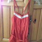 Women's rust colored camisole top by roxy size small