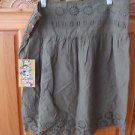Roxy Women's Malana Skirt Size 1 Khaki Green