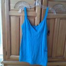 Women's Blue Camisole Size Large by Volcom
