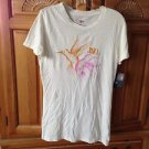 Women's cream shirt size large by RVCA