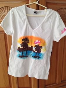 womens short sleeve top size large by Hurley