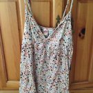 Women's multicolor camisole top by billabong size large