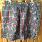 Women's Billabong Plaid Shorts Size 3
