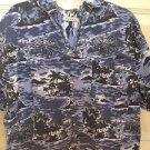 Mens short sleeve Hawaiian Shirt Size L by Summa