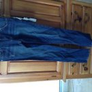 Womens blue jeans size 5 Straight by element