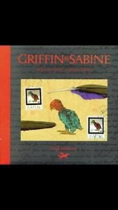griffin & Sabine by nick bandock hardcover