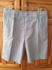 Mens Quiksilver light blue shorts size 31