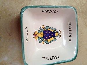 decorative ceramic plate by decorato amano