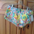 Women's Shorts Size 1 by O'neill pacific beach Multicolored