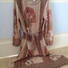 Stunning Womans Dress By Designer Gossemer Size Xl Beautiful condition