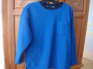 Boys Blue Fleece Long Sleeve Shirt Size XL by Gap