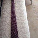 Mens tie by Claibourne multicolored