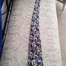 Men's Tie with elephant design
