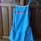 Roxy Teenie Wahine blue dress size large