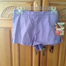 Women's shorts Size 0 lavender by Roxy