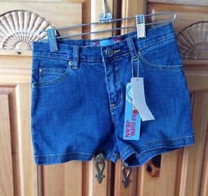 Roxy Girl Denim Shorts Size 12