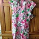 Roxy Girl Print Dress Size Large