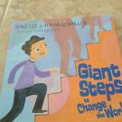 giant steps to change the world by spike lee hardcover