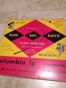 kiss me Kate record album