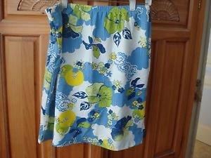 Women's Print Bonsai Skirt Size Large by Billabong